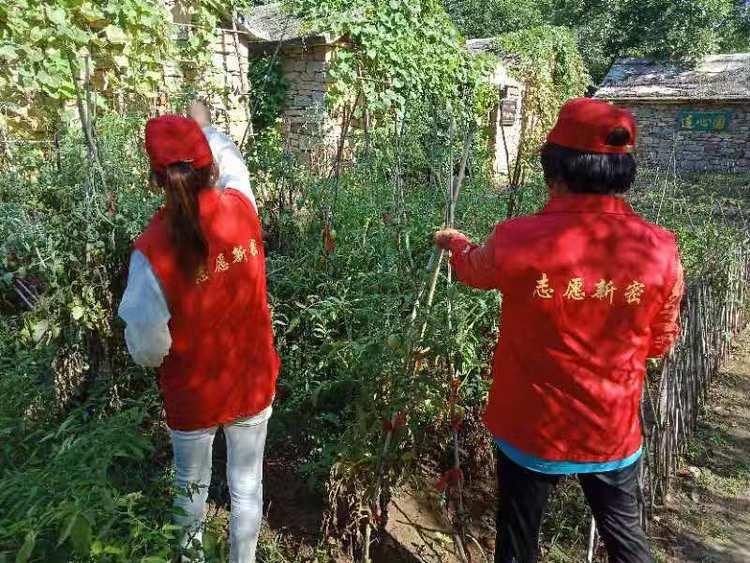 """中原豫西抗日纪念园开展""""创美好景区""""活动"""